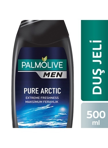Palmolive Palmolive Men Pure Arctic Ferahlatıcı Erkek Duş Jeli 500 ml Renksiz